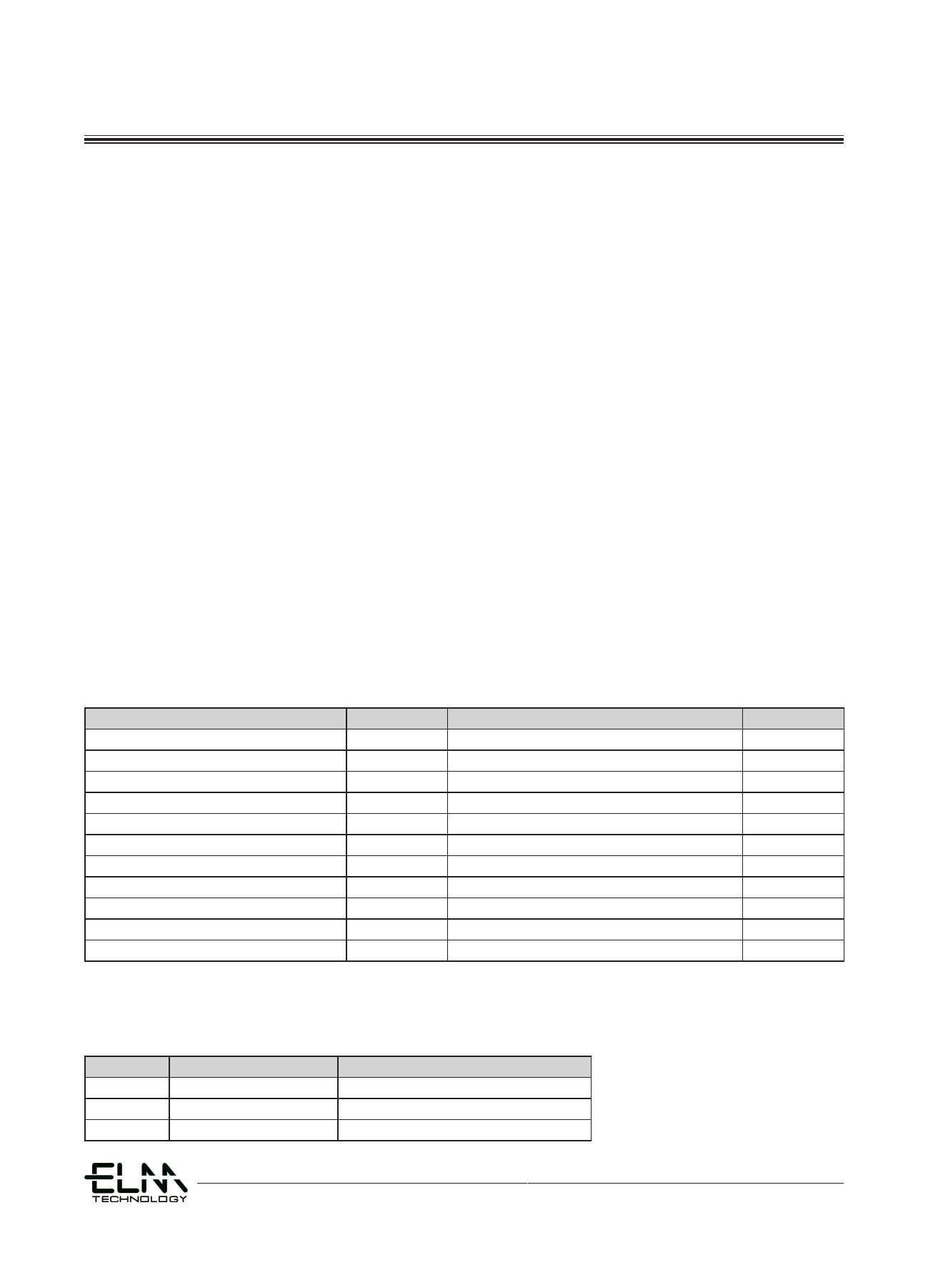 ELM650DA Datasheet, ELM650DA PDF,ピン配置, 機能