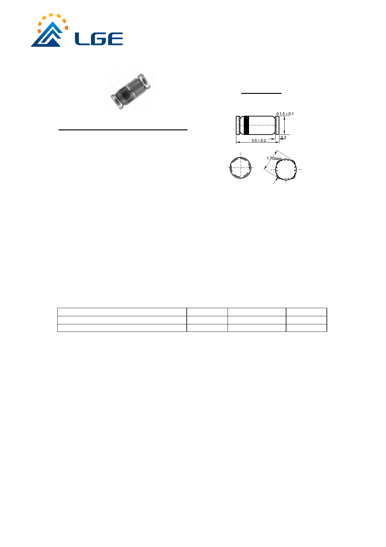 BZV55B10 Datasheet, BZV55B10 PDF,ピン配置, 機能