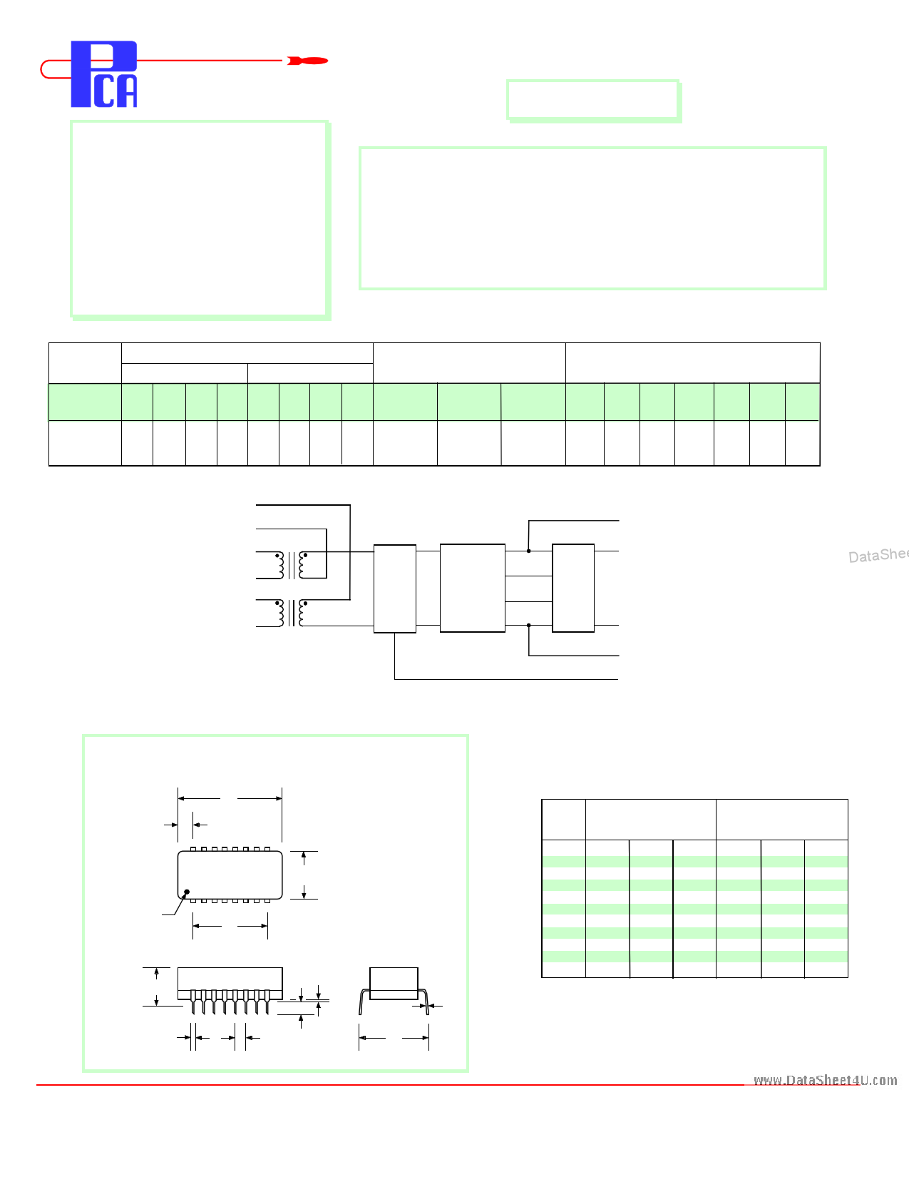 EPT7088 دیتاشیت PDF