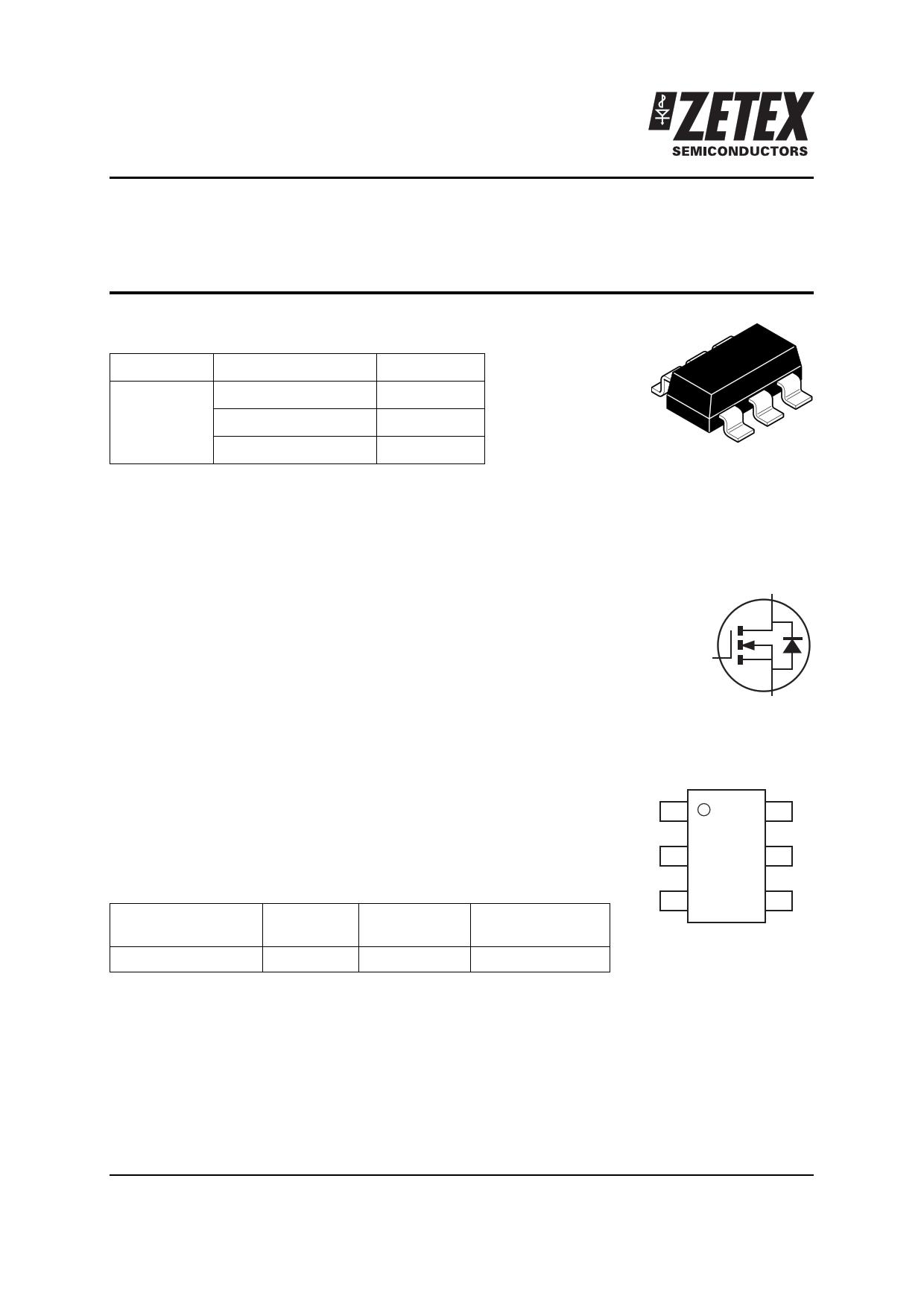ZXMN2B03E6 دیتاشیت PDF