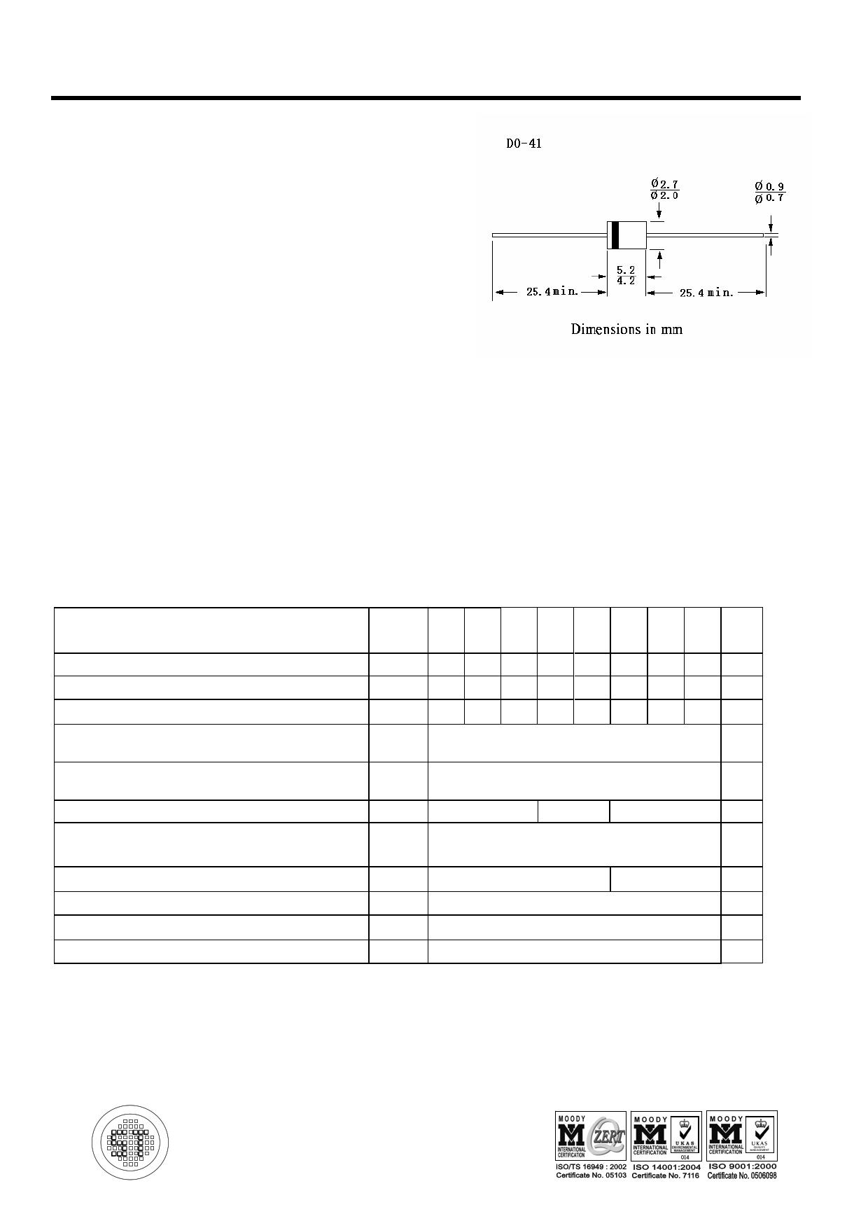 HER106 دیتاشیت PDF