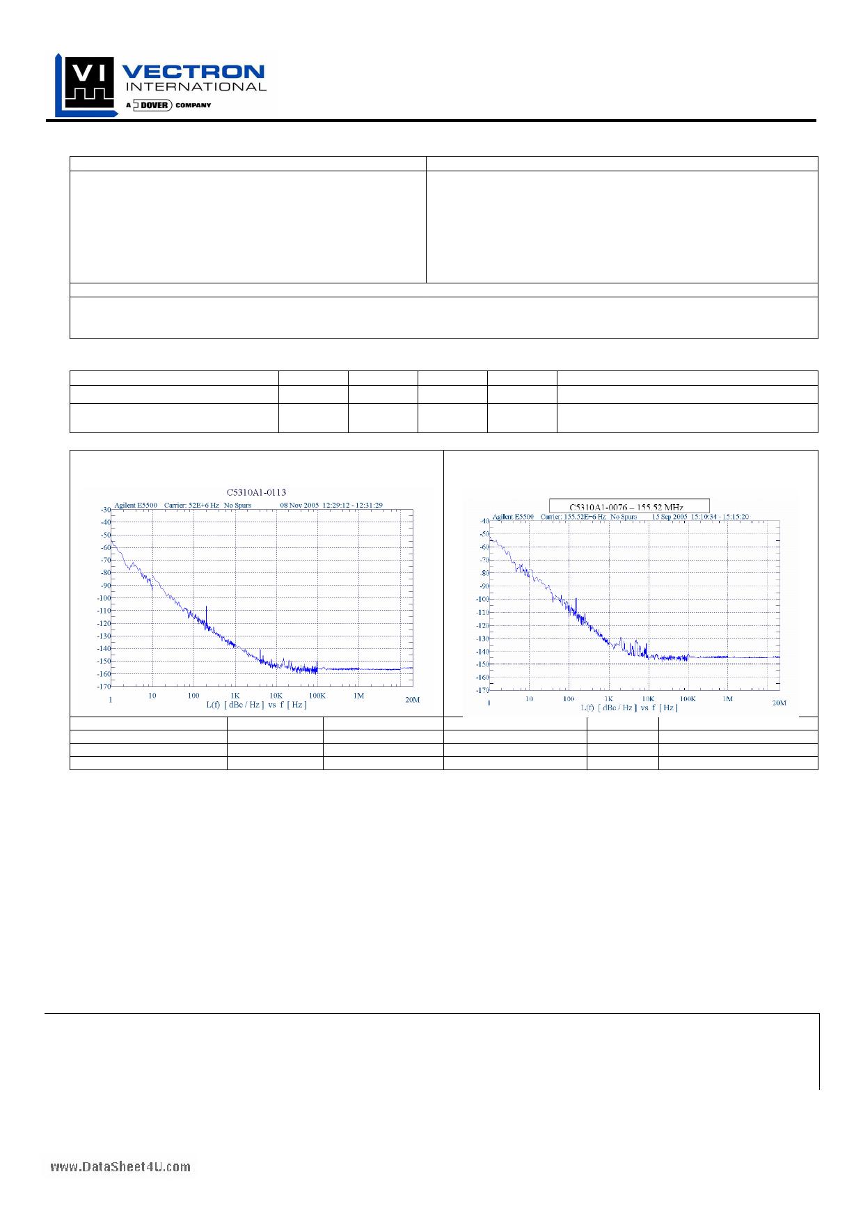 C1310 pdf, ピン配列