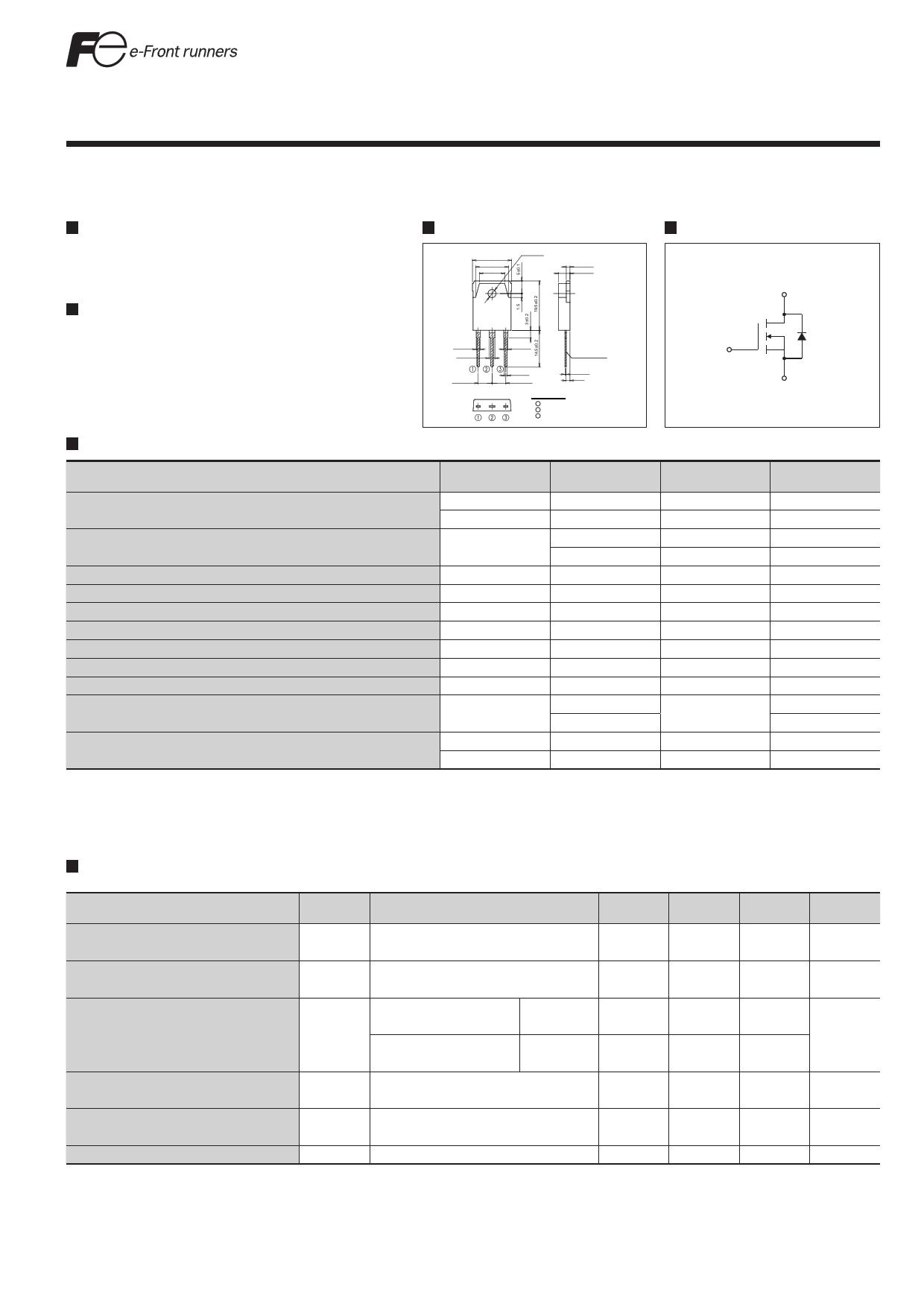 FMH30N60S1 دیتاشیت PDF