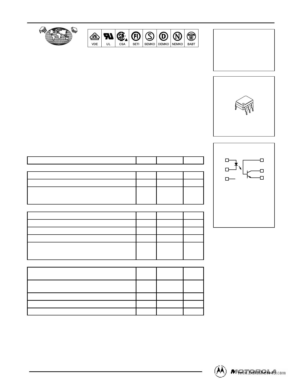 H11-A1 دیتاشیت PDF