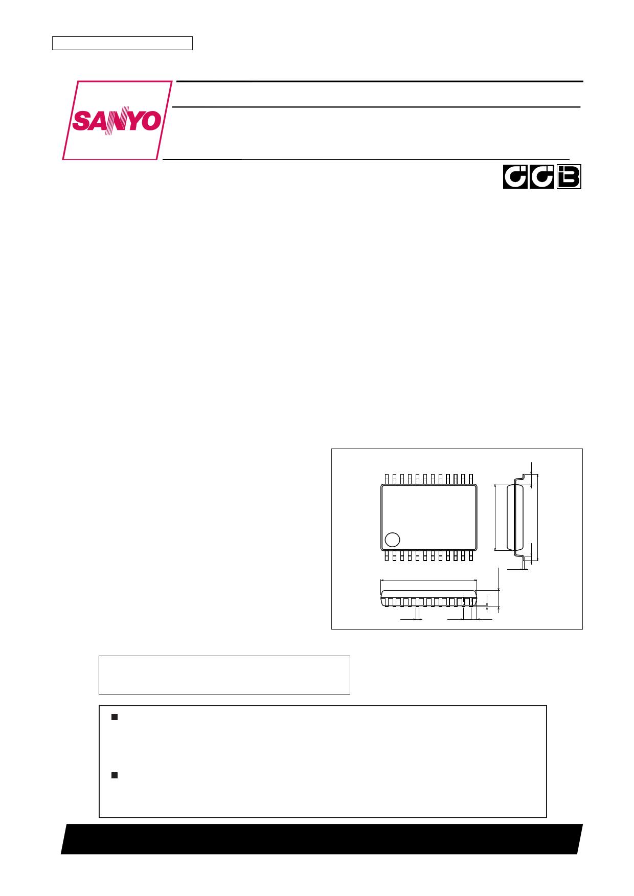 LC72147V Datasheet, LC72147V PDF,ピン配置, 機能