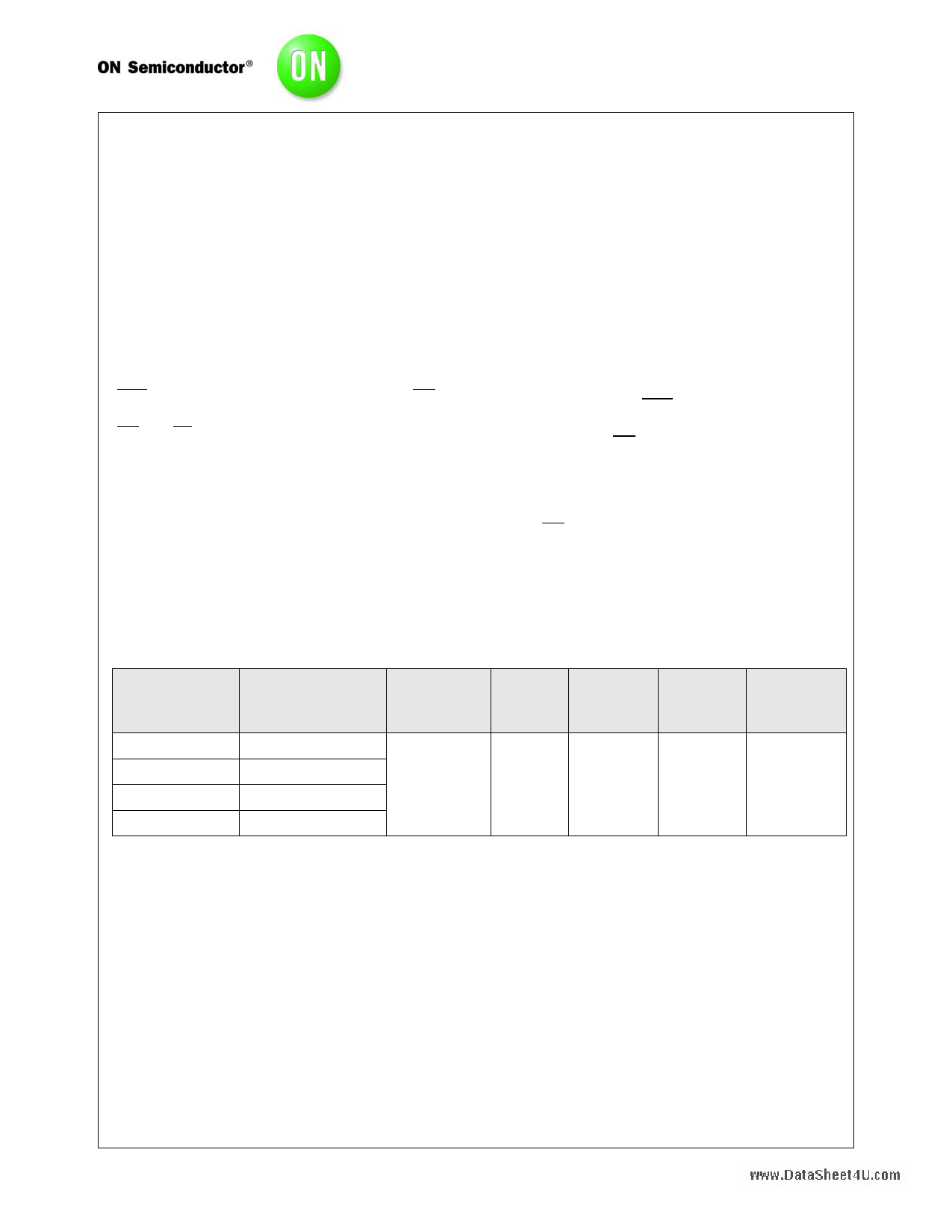 N02L63W2A даташит PDF