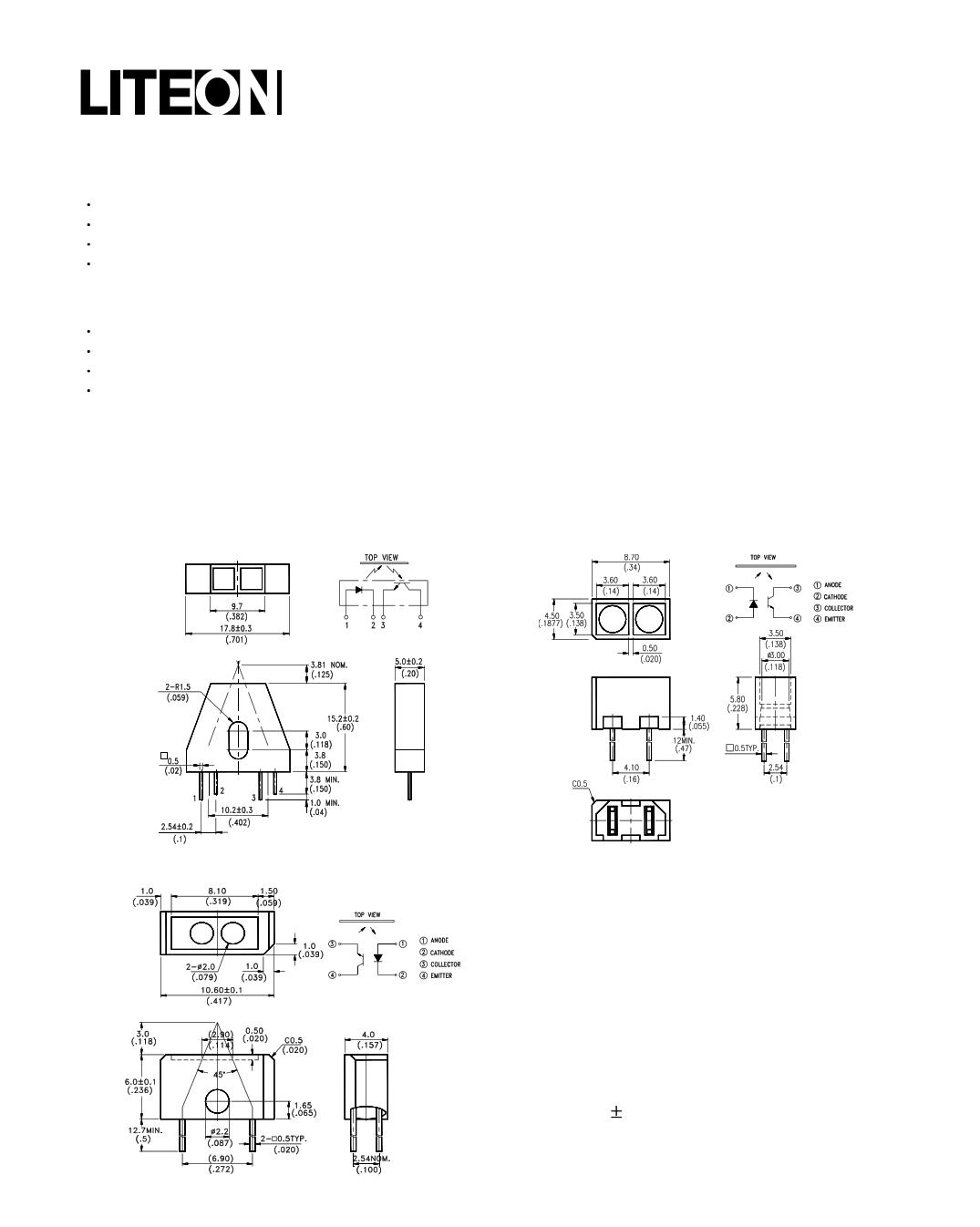 LTH1650-01 دیتاشیت PDF
