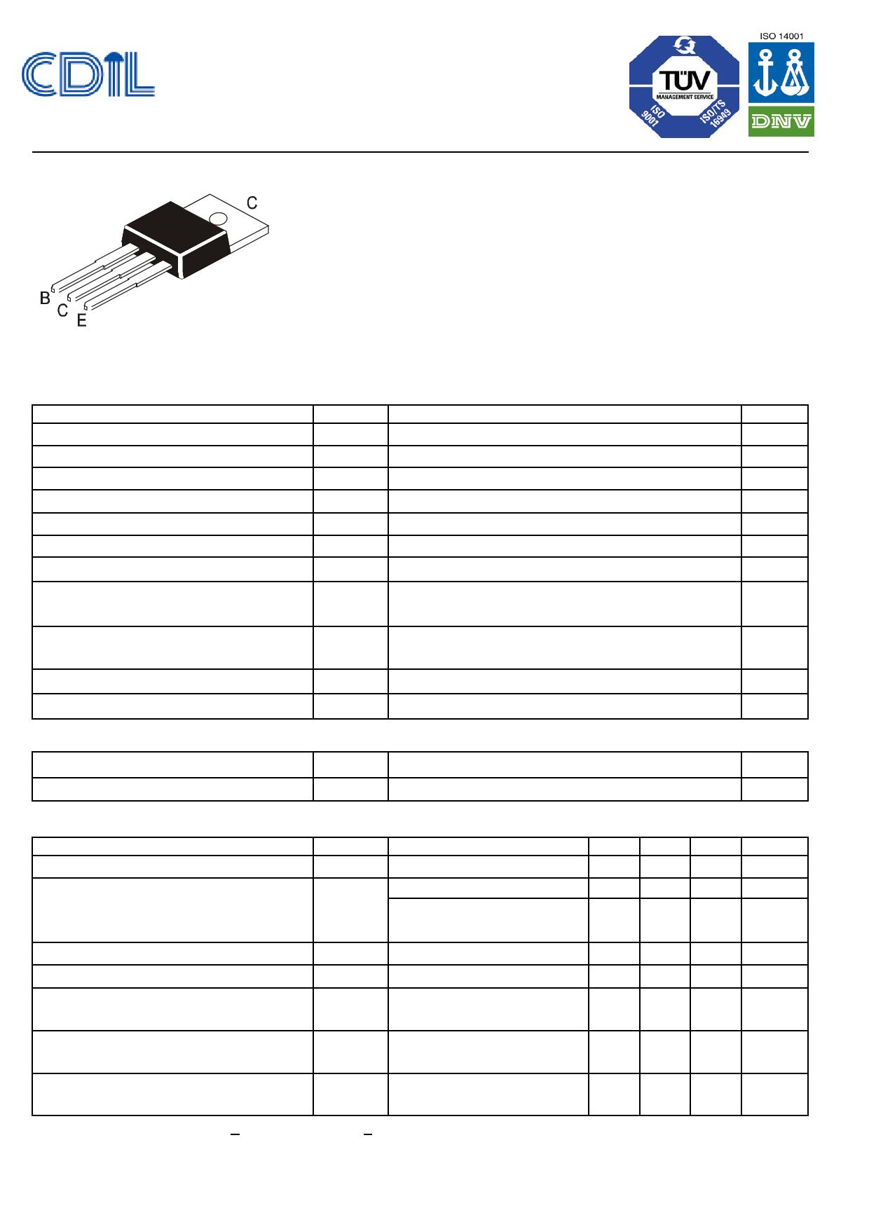 2N6292 دیتاشیت PDF