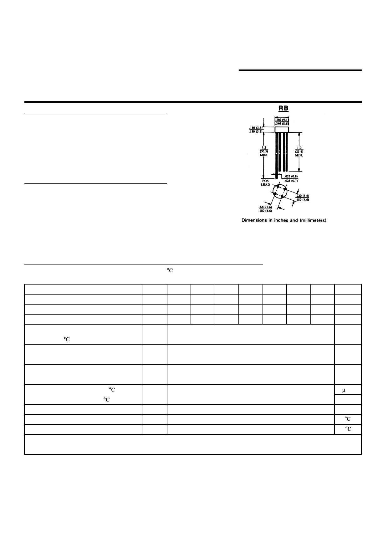 RB154 دیتاشیت PDF