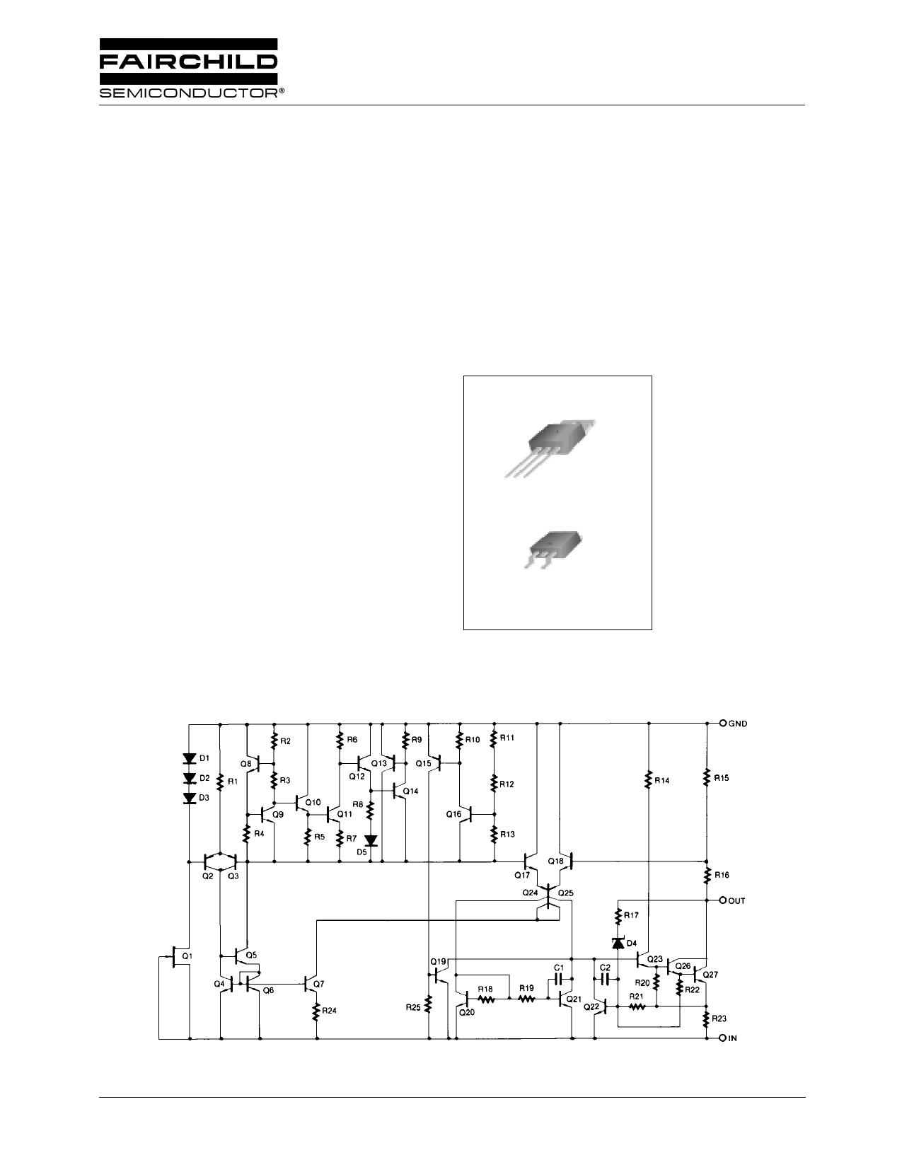 KA79M18 Datasheet, KA79M18 PDF,ピン配置, 機能