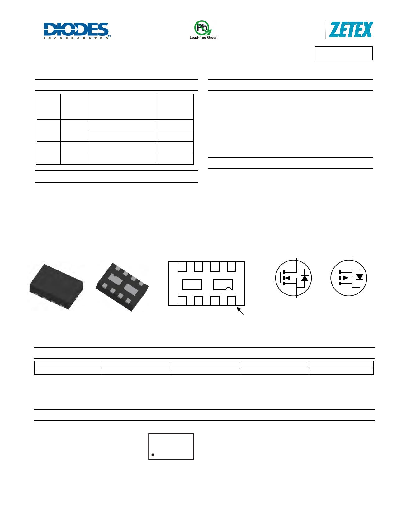 ZXMC3AMC دیتاشیت PDF