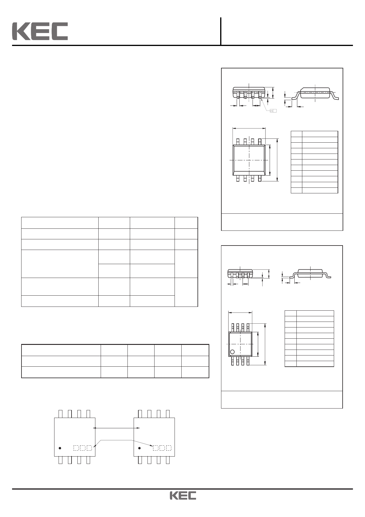 KIC6971MF Datasheet, KIC6971MF PDF,ピン配置, 機能