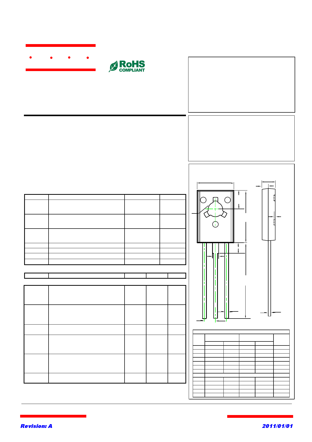 BD435 دیتاشیت PDF