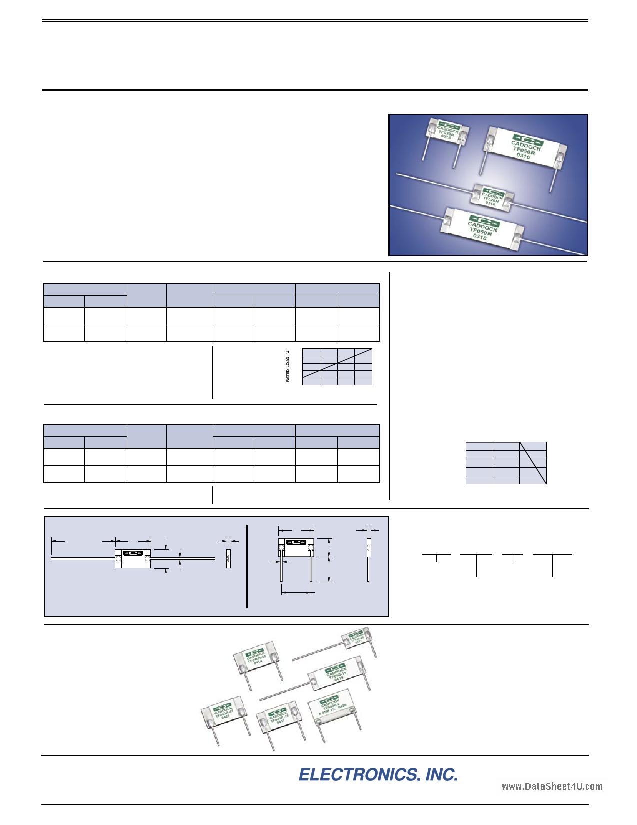 TF020N datasheet