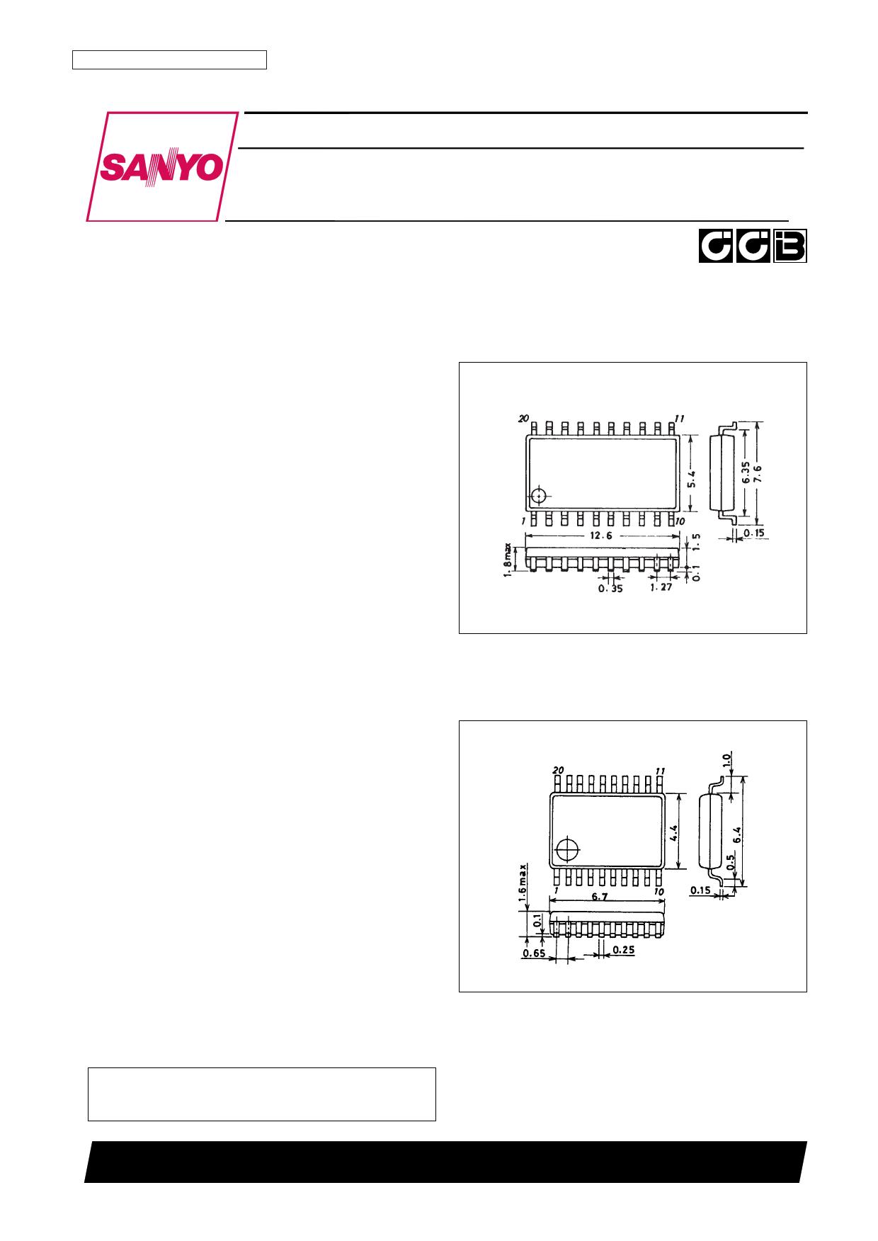 LC72133M Datasheet, LC72133M PDF,ピン配置, 機能