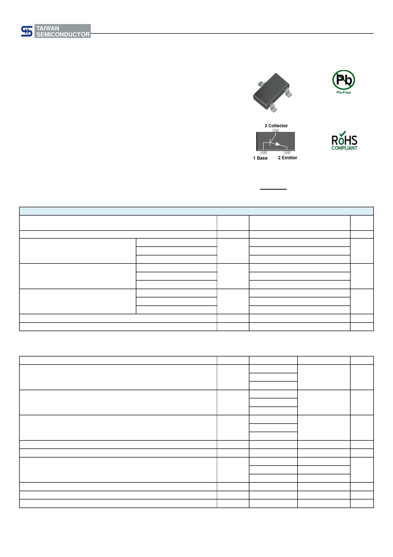 BC846B Datasheet, BC846B PDF,ピン配置, 機能
