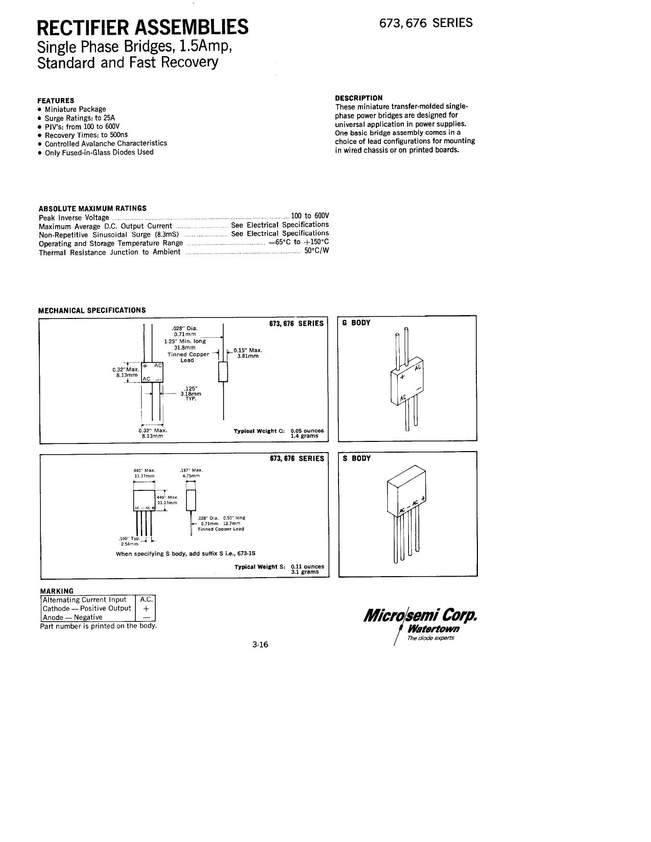 676-5 دیتاشیت PDF