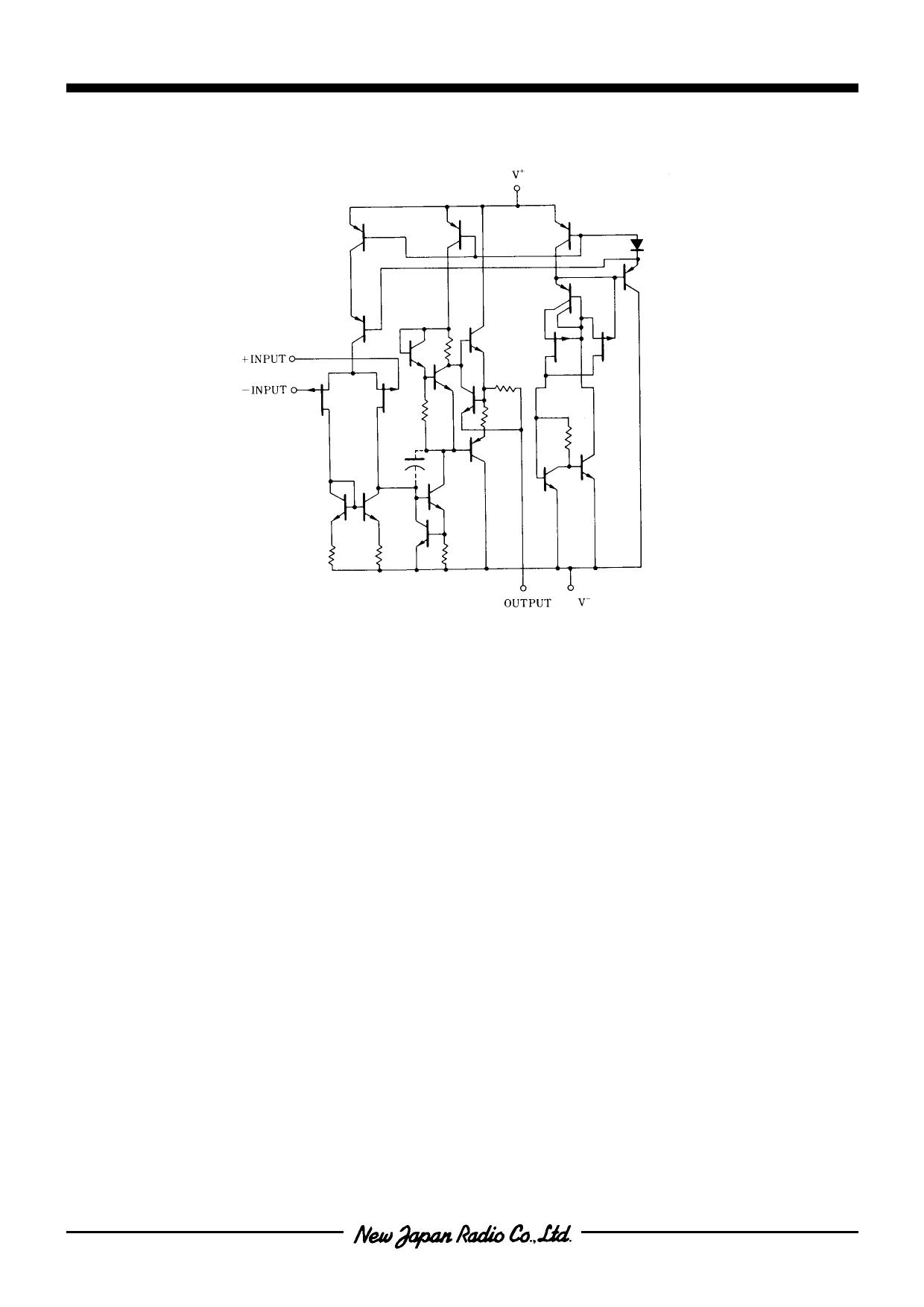 njm062 datasheet pdf   pinout