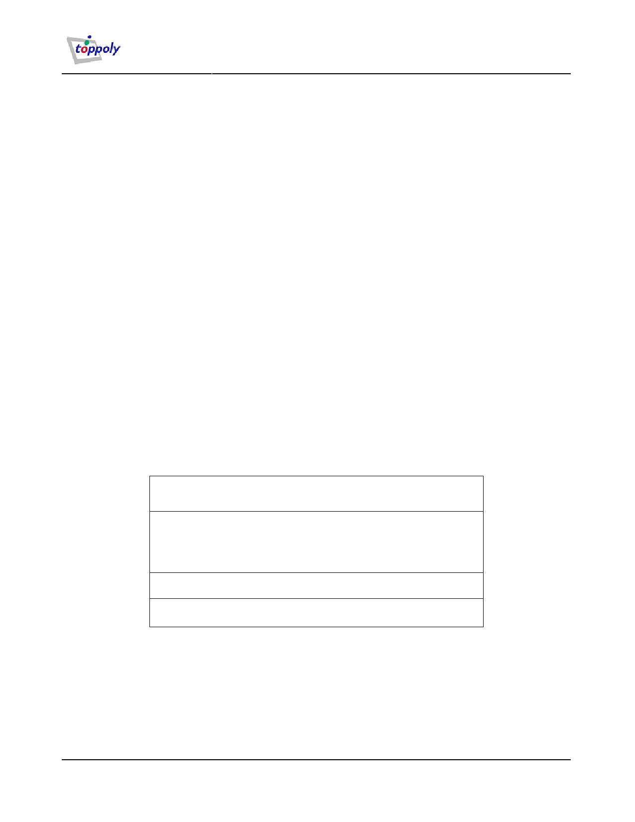 TD025WHEB2 datasheet