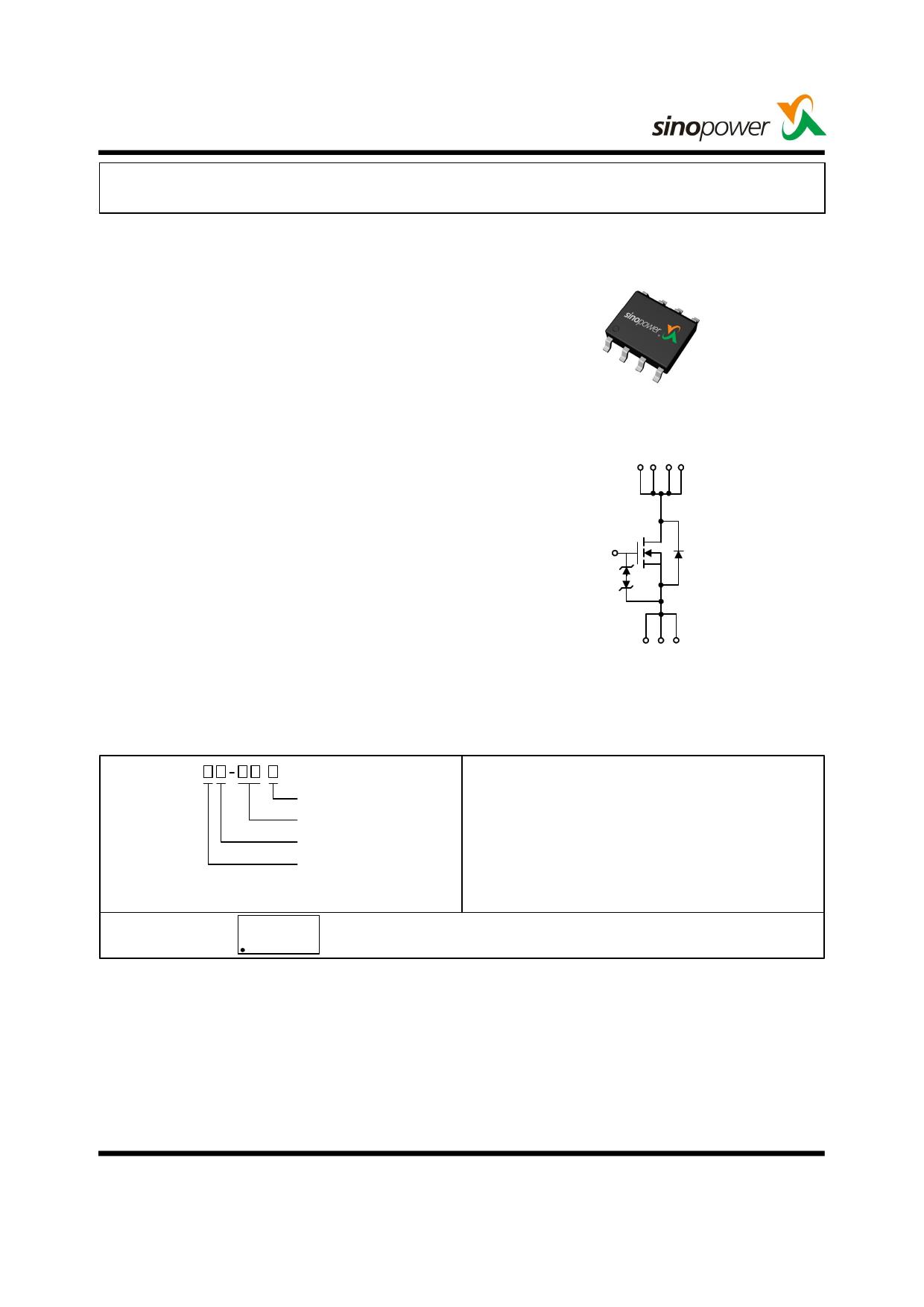 APM1110K datasheet