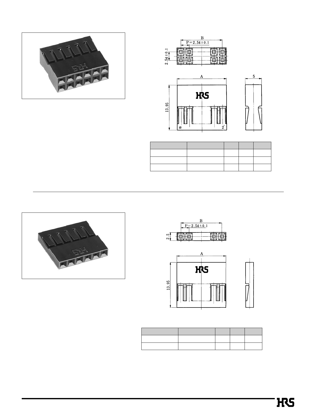 A2-10PA-2.54DSA 電子部品, 半導体