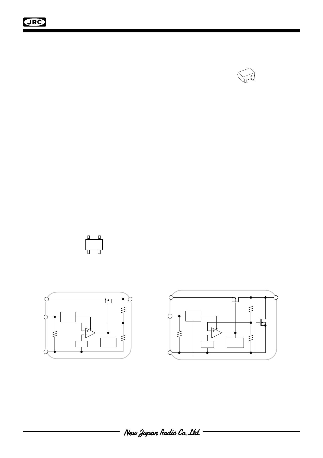 NJU7747 دیتاشیت PDF