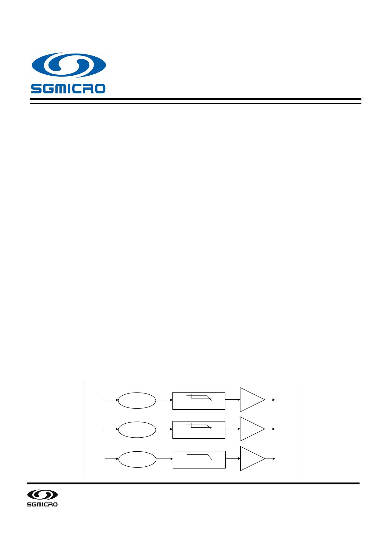 SGM9119 datasheet, circuit