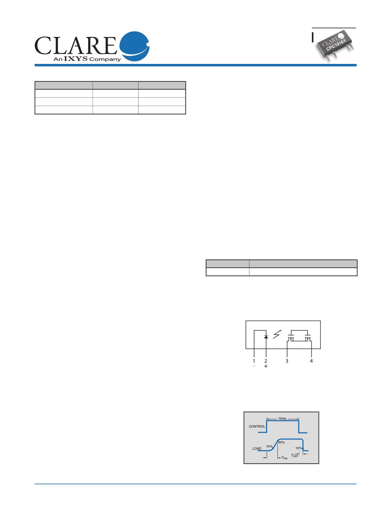 cpc1916y  u30c7 u30fc u30bf u30b7 u30fc u30c8 pdf