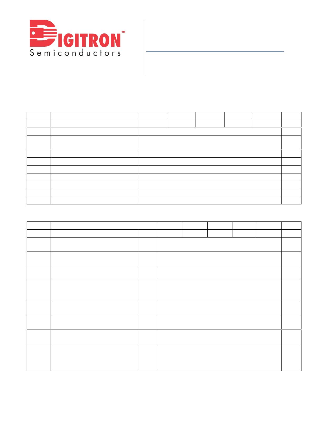 2N1595 دیتاشیت PDF