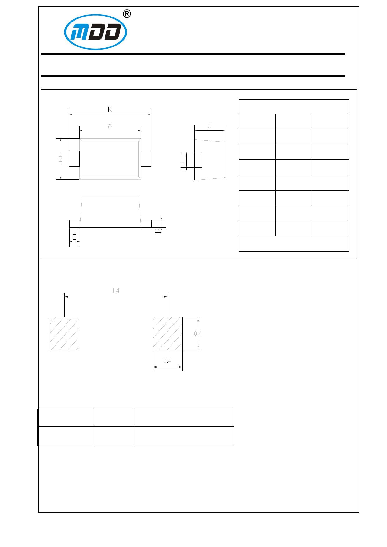 1SS400 pdf, ピン配列
