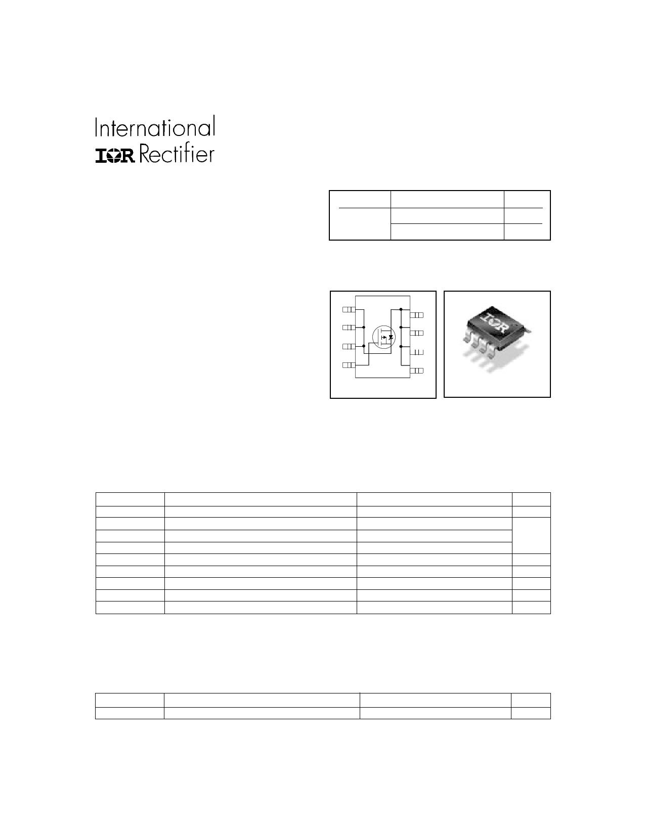 IRF7726 دیتاشیت PDF