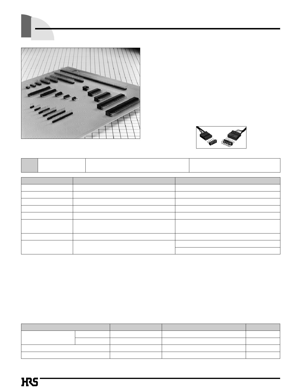 A1-06PA-2.54DS Datasheet, A1-06PA-2.54DS PDF,ピン配置, 機能