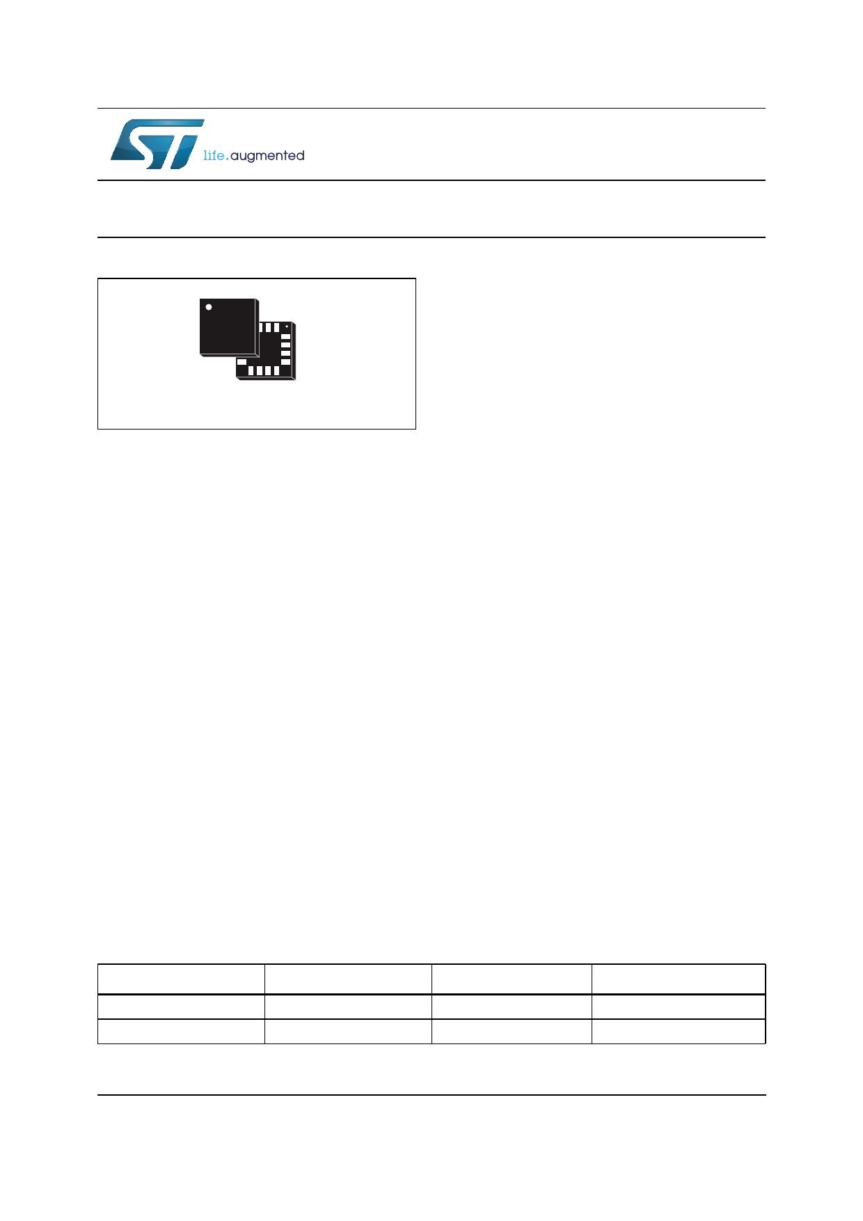 I3G4250D دیتاشیت PDF