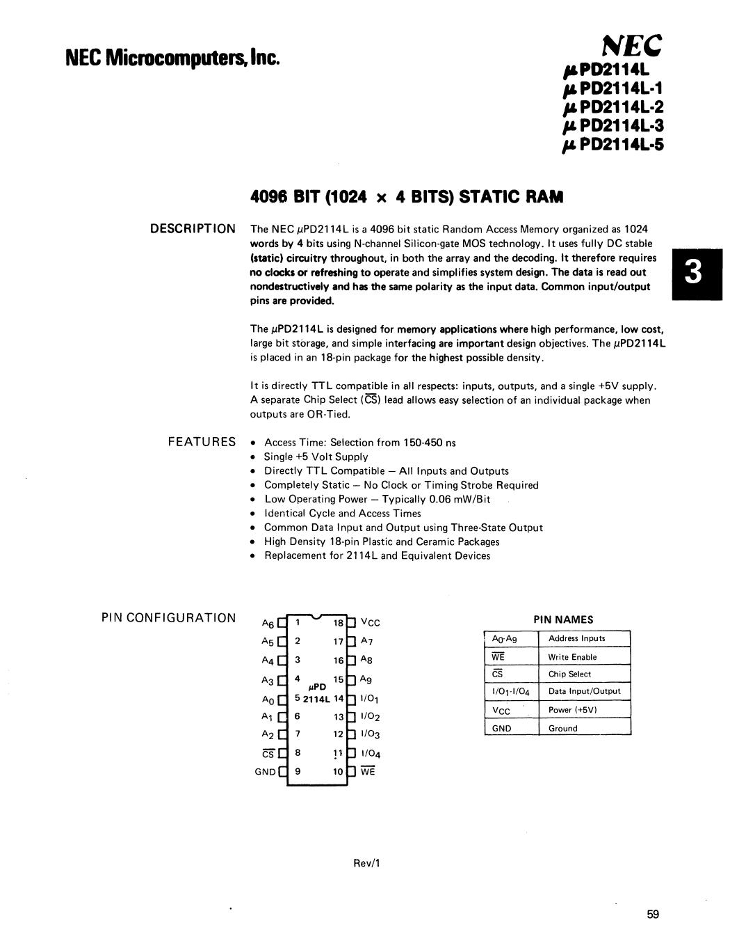 UPD2114L-2 دیتاشیت PDF