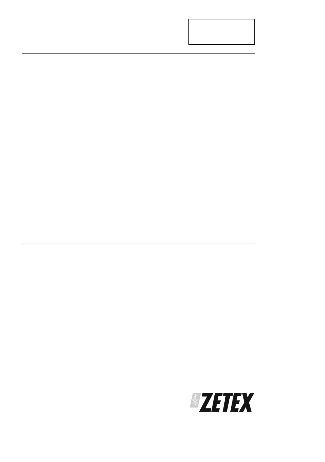 ZNBR4001Q16 دیتاشیت PDF