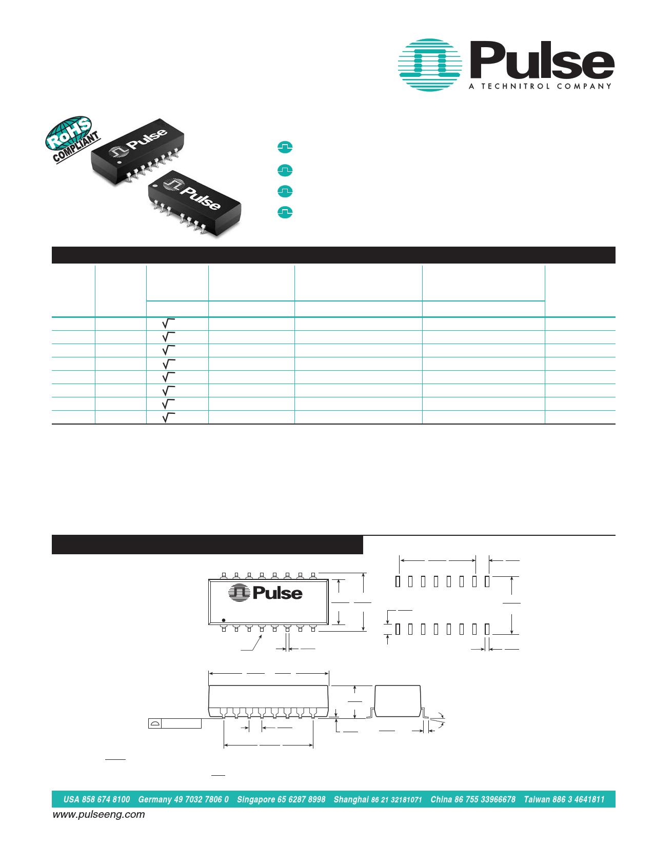 H1035 دیتاشیت PDF