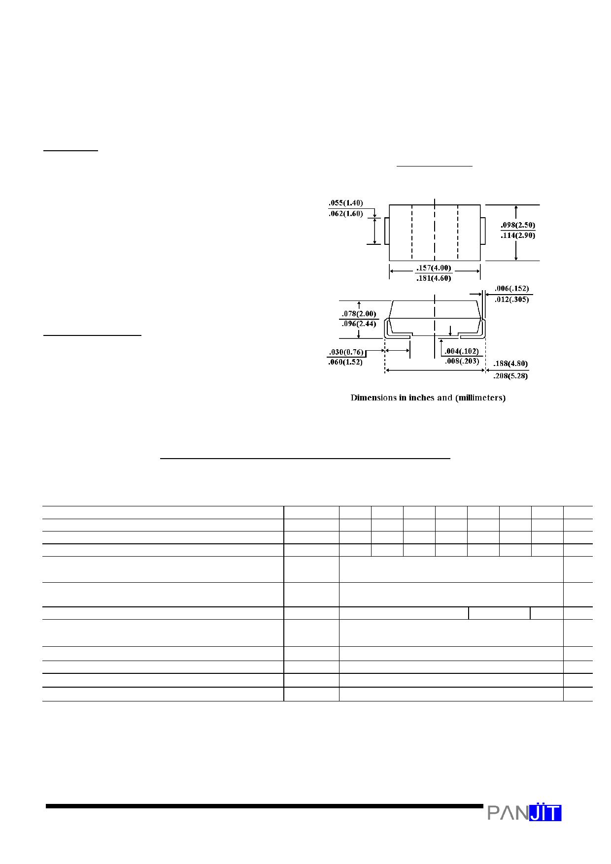 ES1B دیتاشیت PDF