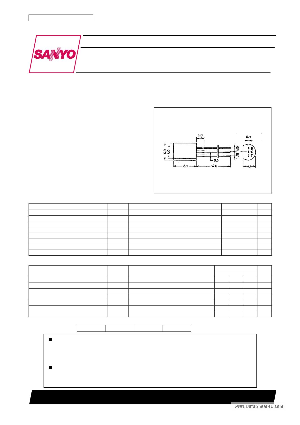 B892 datasheet
