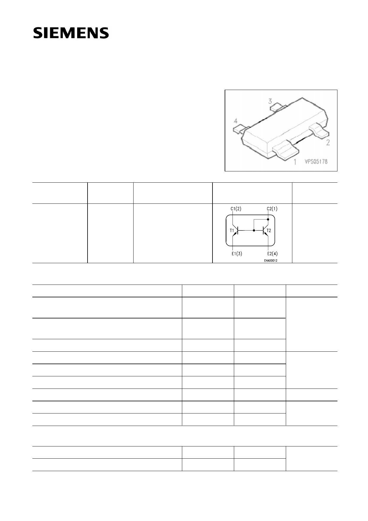 BCV61A Datasheet, BCV61A PDF,ピン配置, 機能