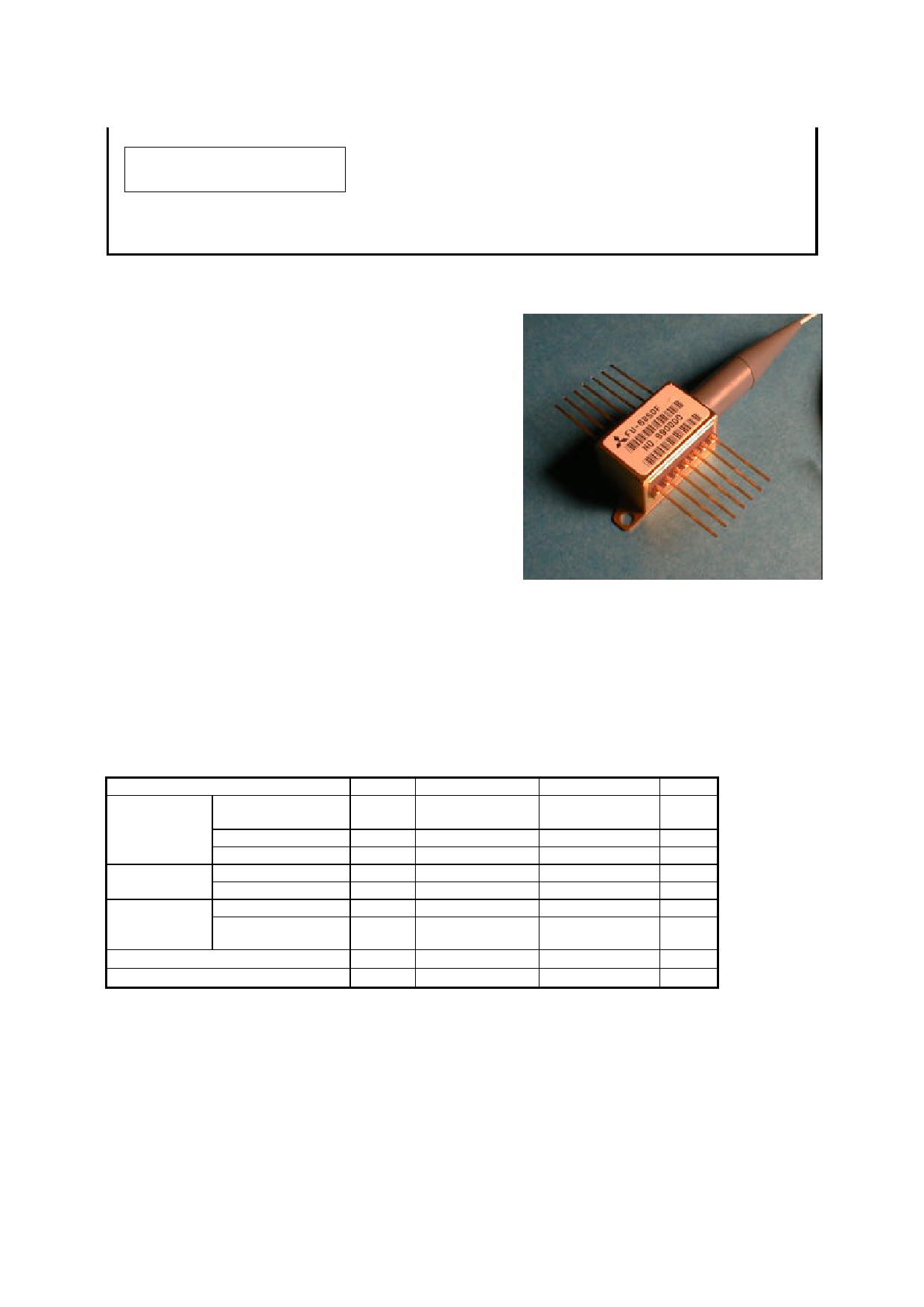 FU-68SDF-V810M105B دیتاشیت PDF