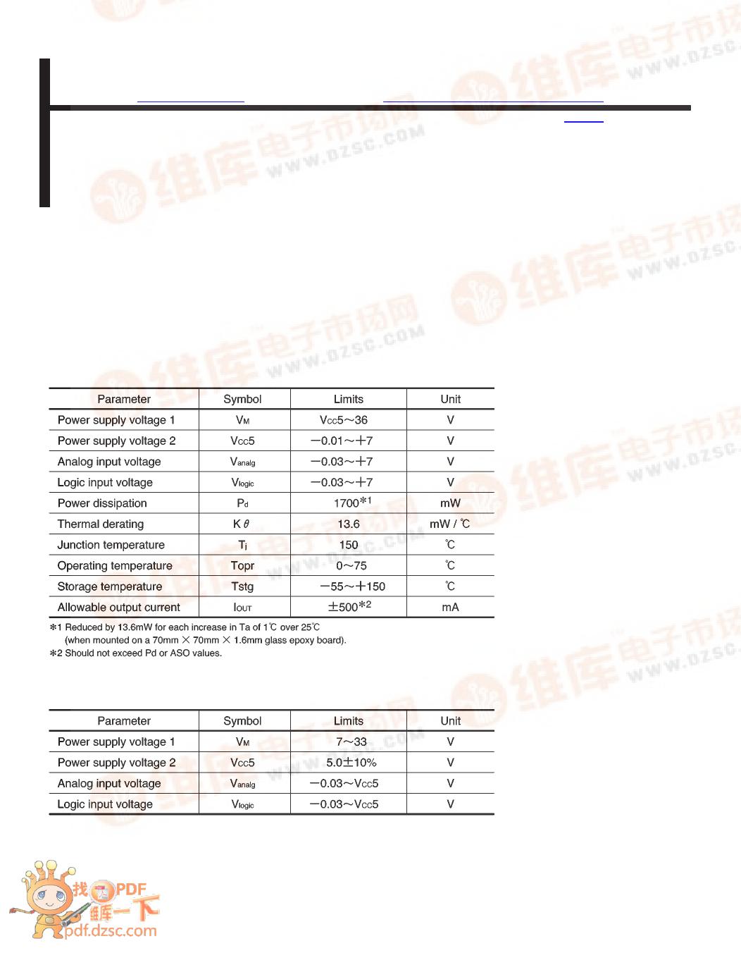 BA6343 دیتاشیت PDF