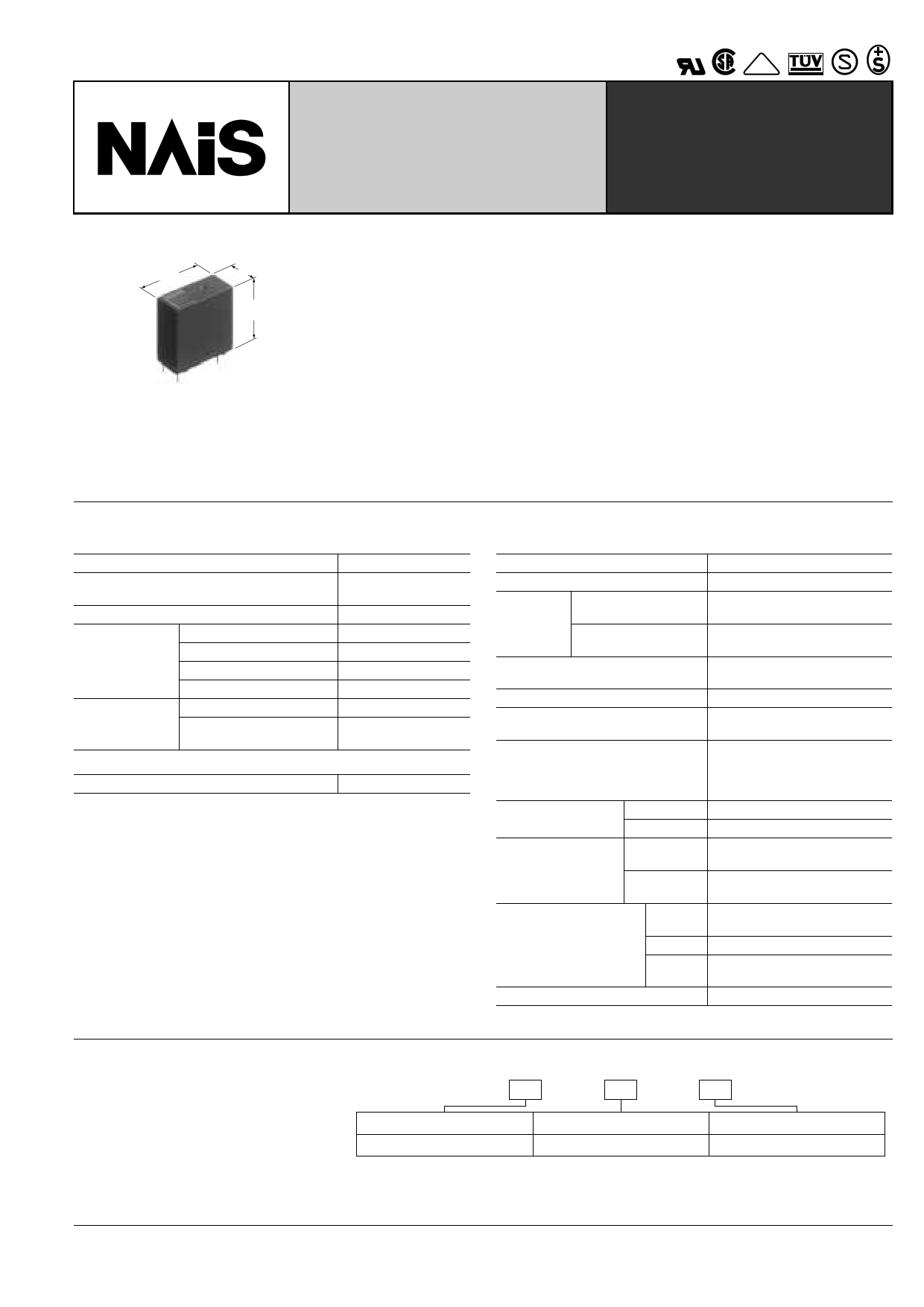 LKS1aF-6V دیتاشیت PDF
