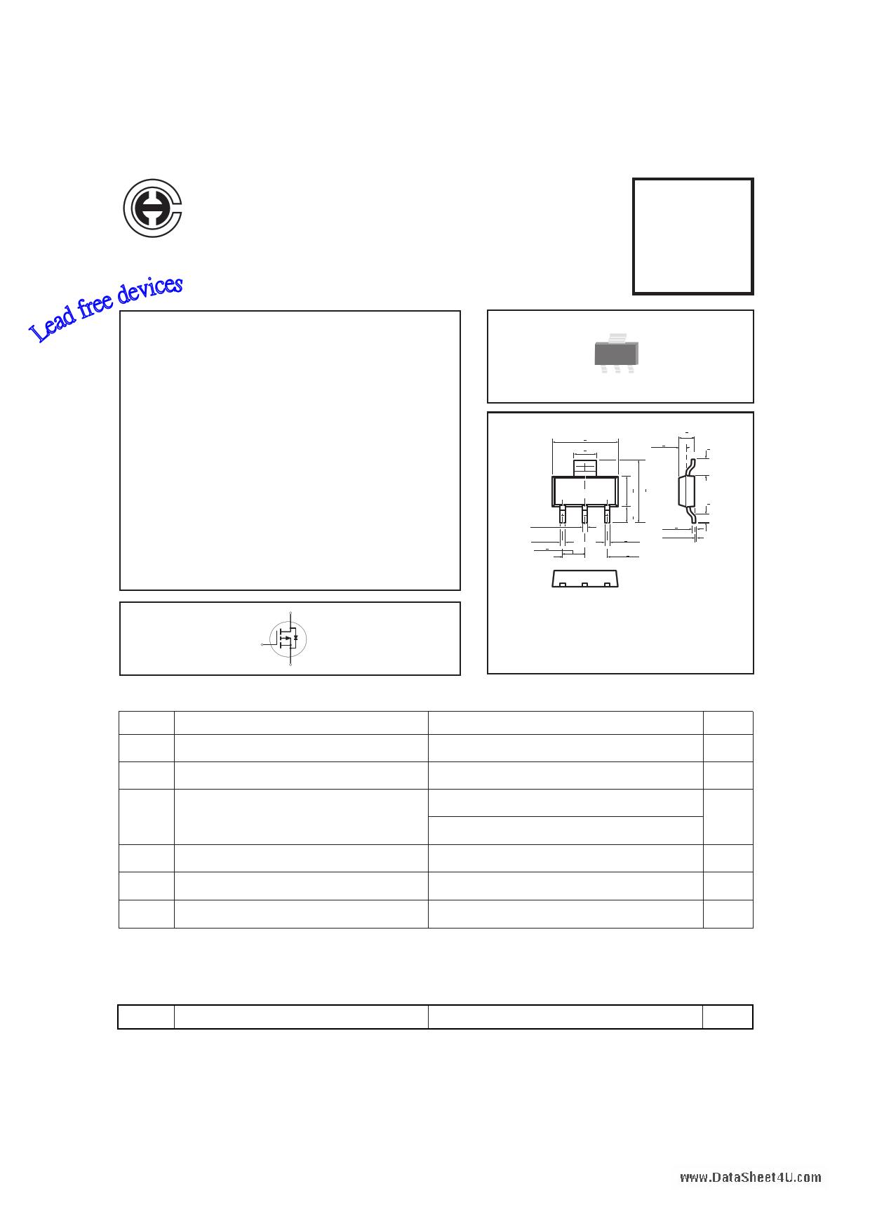 CHM4301ZPT دیتاشیت PDF