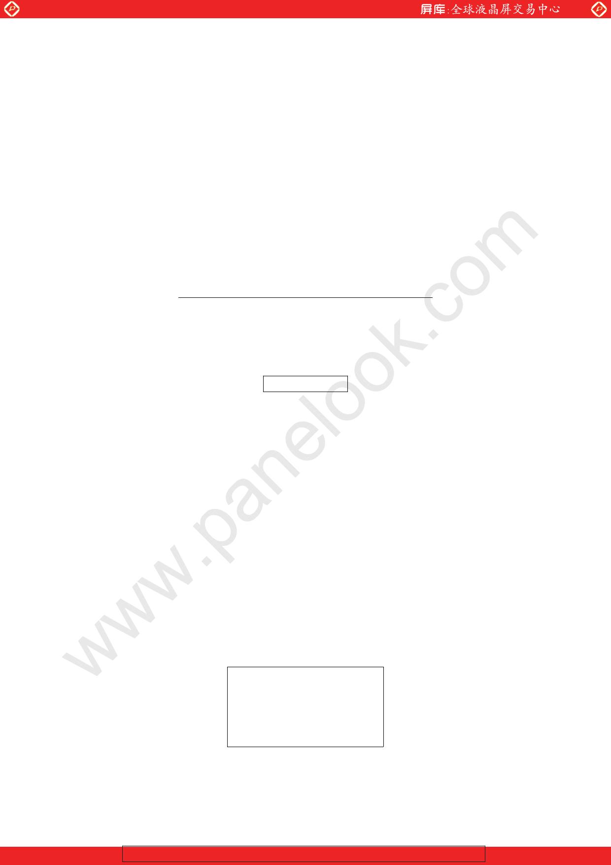 LTF550HF06-A01 دیتاشیت PDF