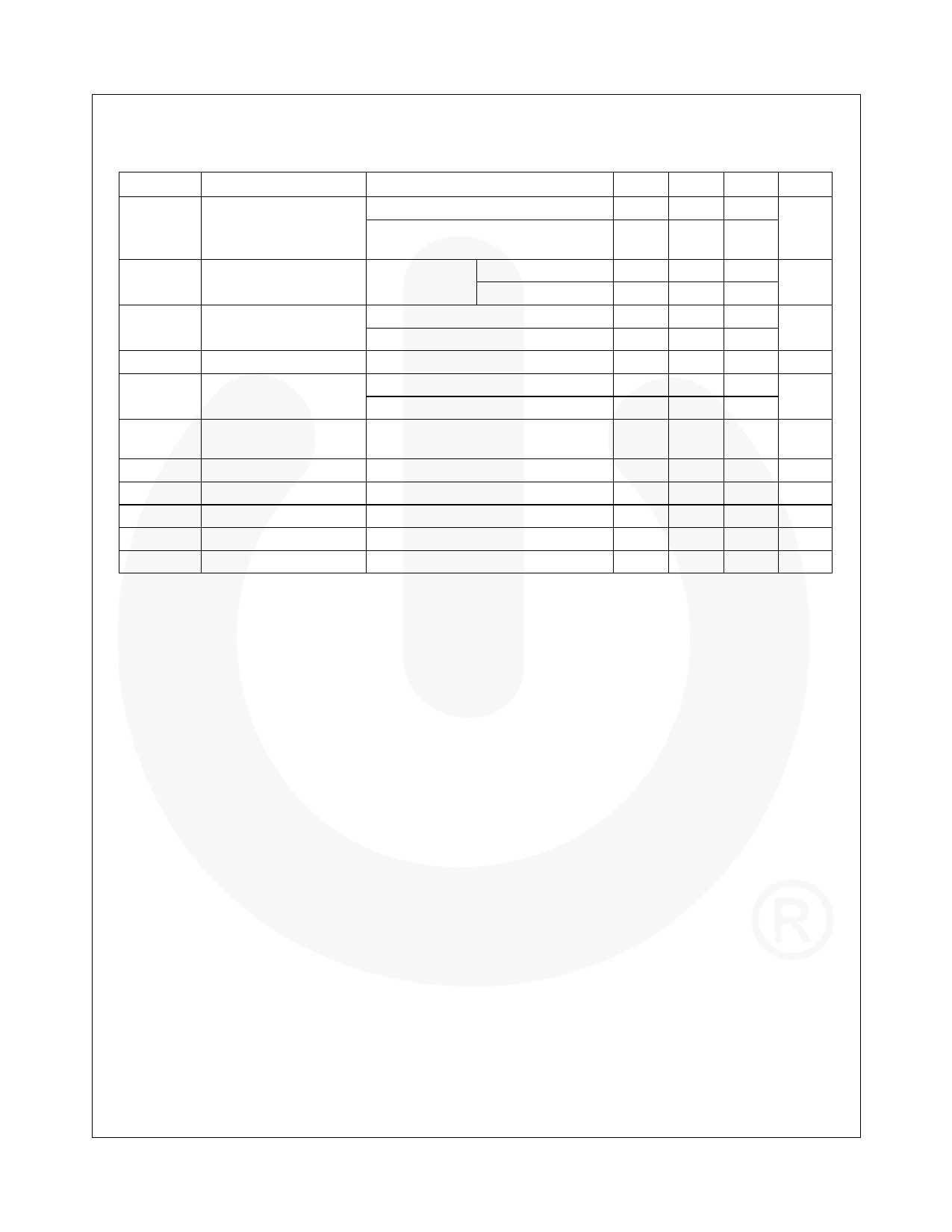 KA7905 pdf, ピン配列