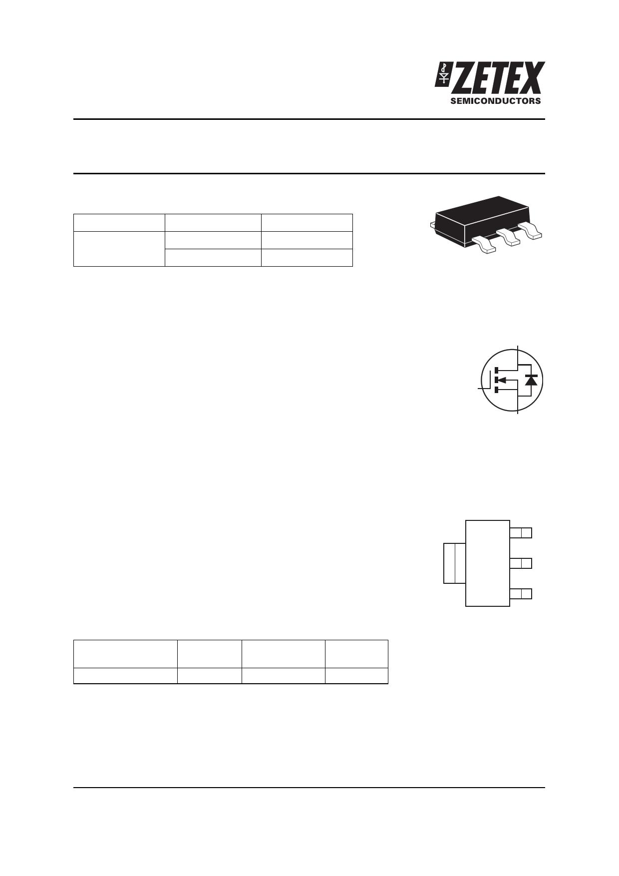 ZXMN10A08G دیتاشیت PDF