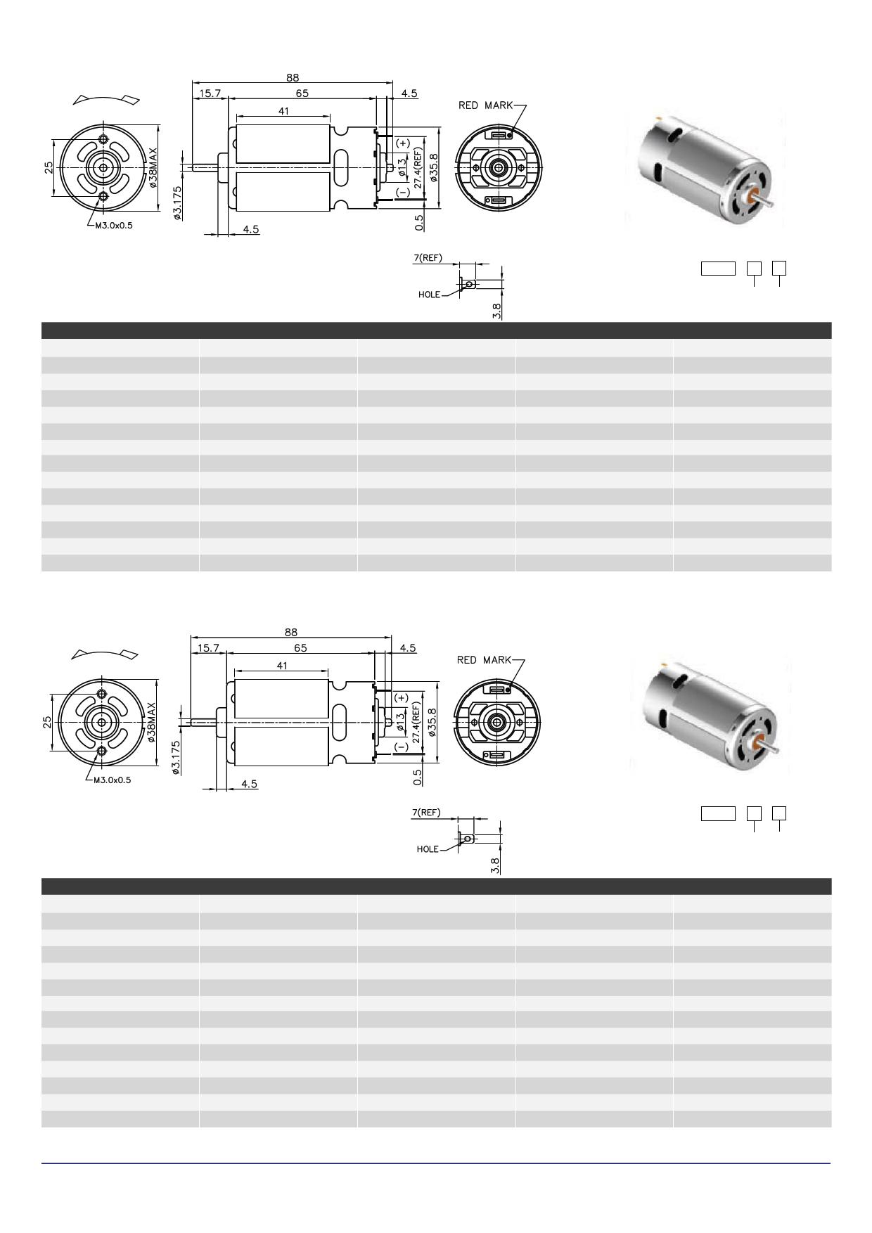 ND3SFN-4570-CVC دیتاشیت PDF