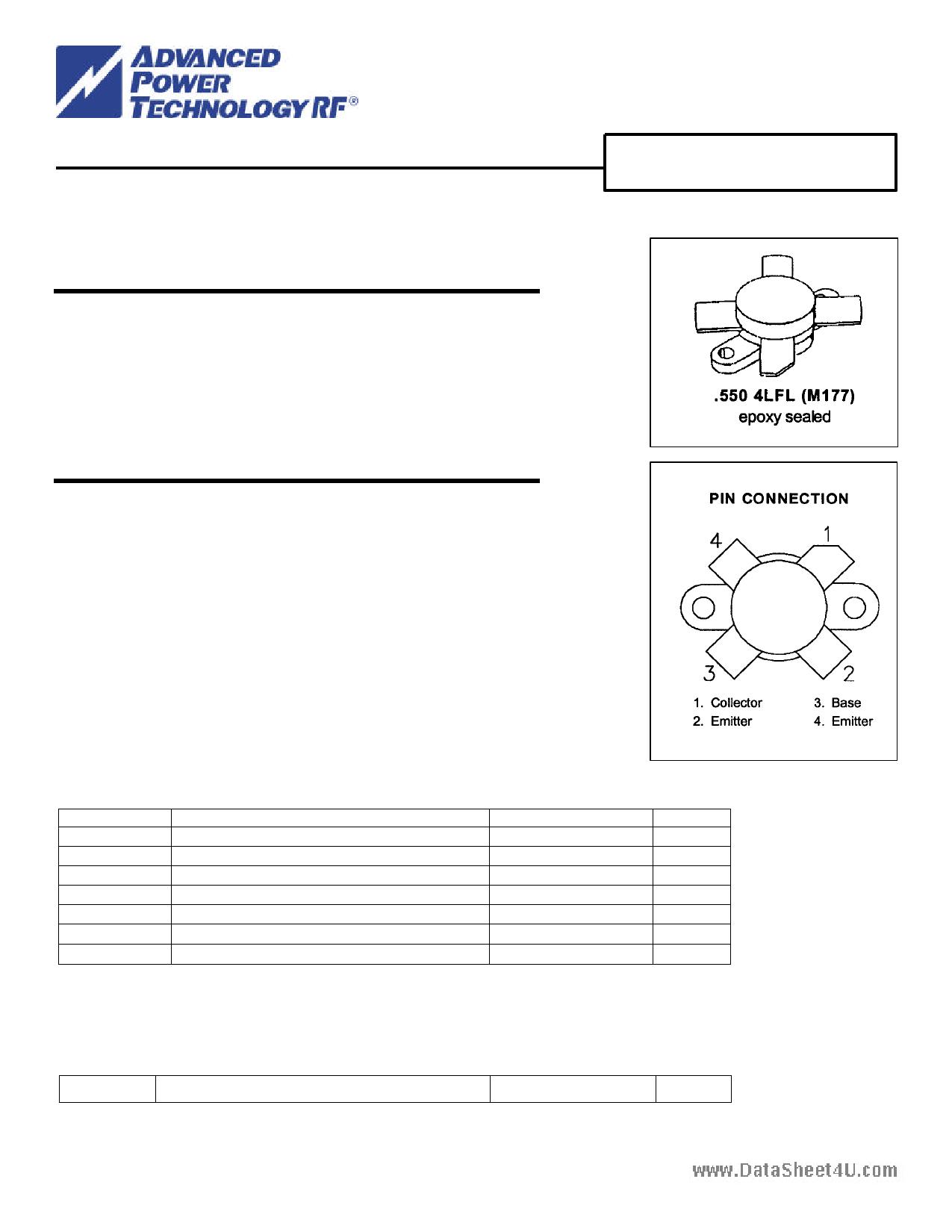 MS1011 데이터시트 및 MS1011 PDF