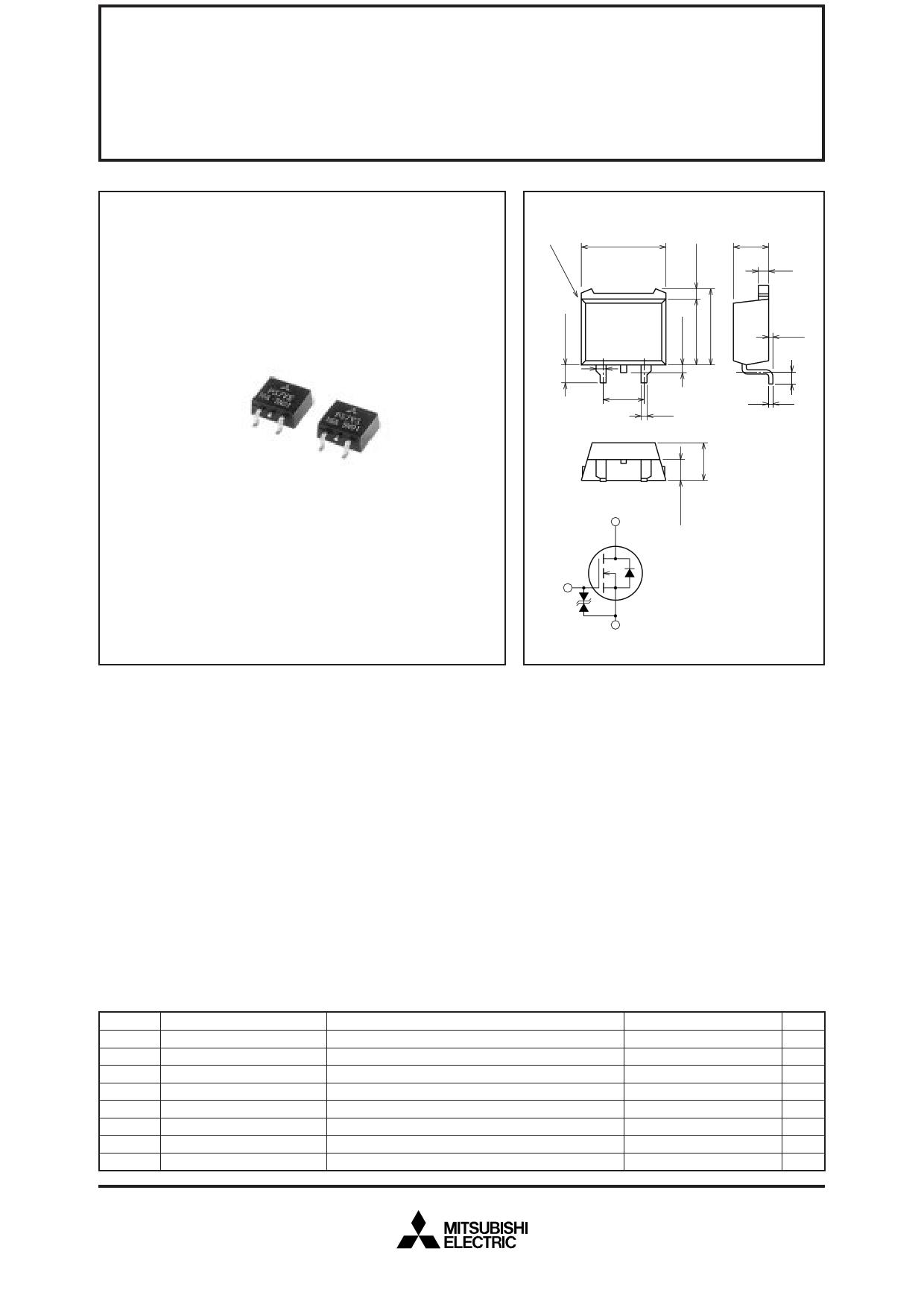 FS7VS-16A datasheet