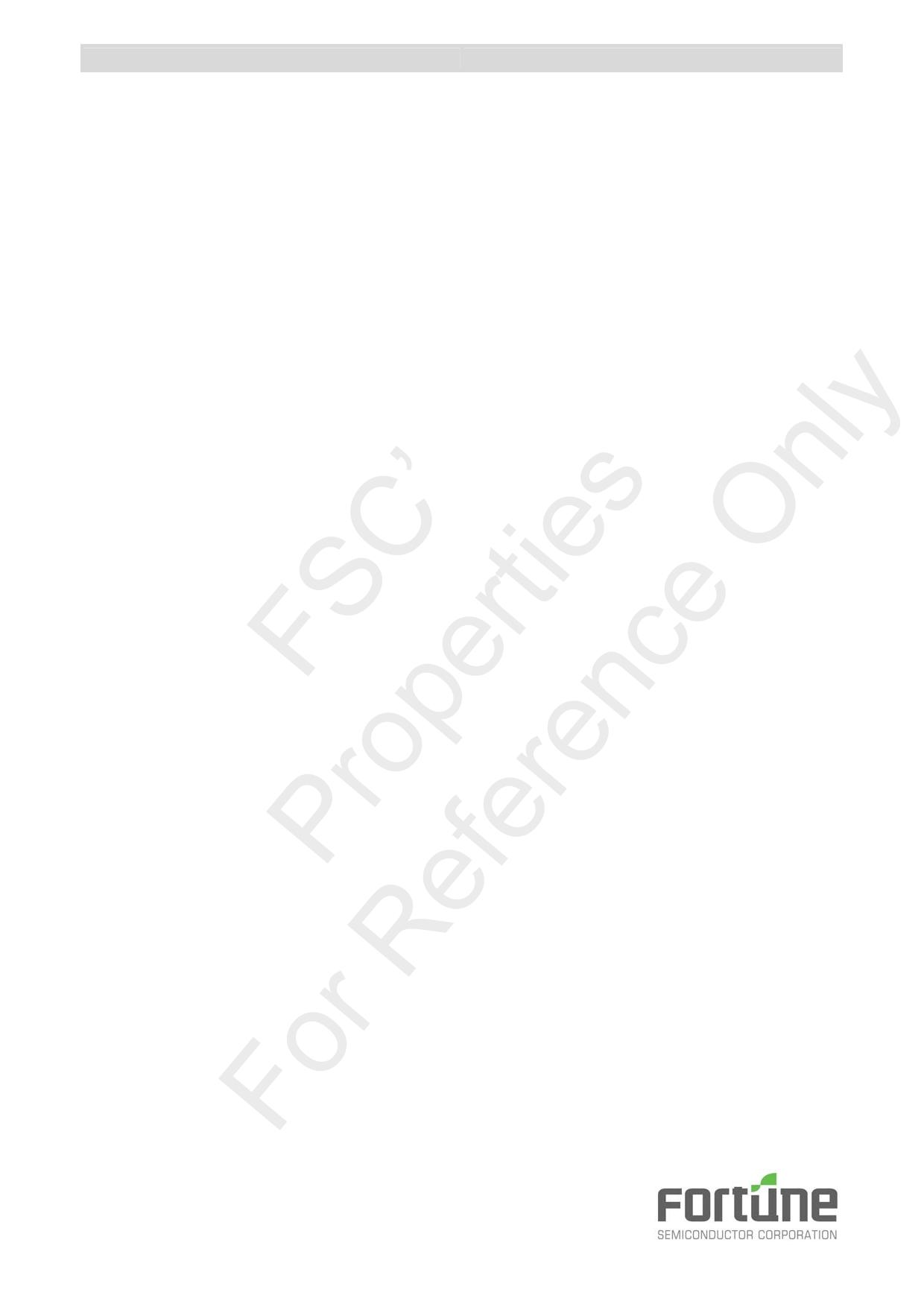 FS9952-LP1 datasheet